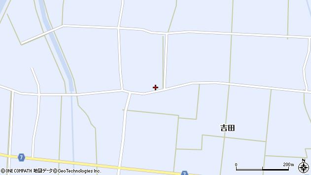 山形県東置賜郡川西町吉田3383周辺の地図