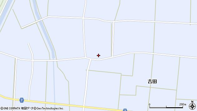山形県東置賜郡川西町吉田3392周辺の地図