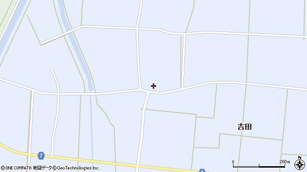 山形県東置賜郡川西町吉田3393周辺の地図