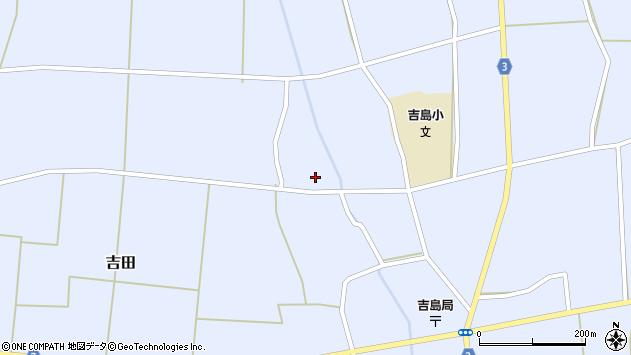 山形県東置賜郡川西町吉田3683周辺の地図