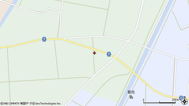 山形県東置賜郡川西町高山820周辺の地図