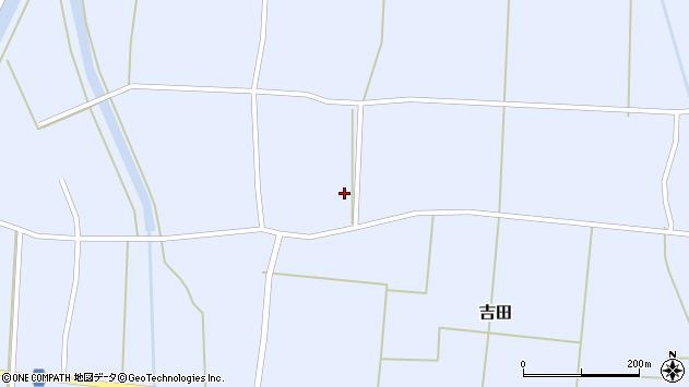 山形県東置賜郡川西町吉田3398周辺の地図