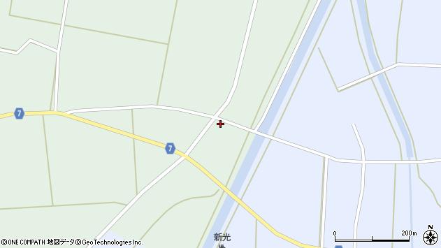 山形県東置賜郡川西町高山1103周辺の地図