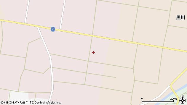 山形県東置賜郡川西町小松188周辺の地図