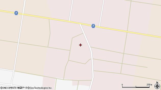 山形県東置賜郡川西町小松155周辺の地図