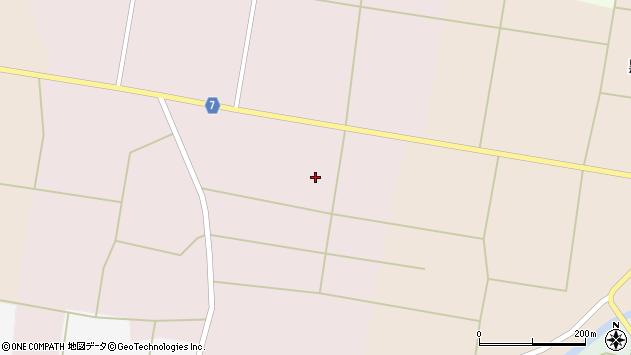 山形県東置賜郡川西町小松190周辺の地図