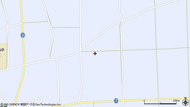 山形県東置賜郡川西町洲島791周辺の地図