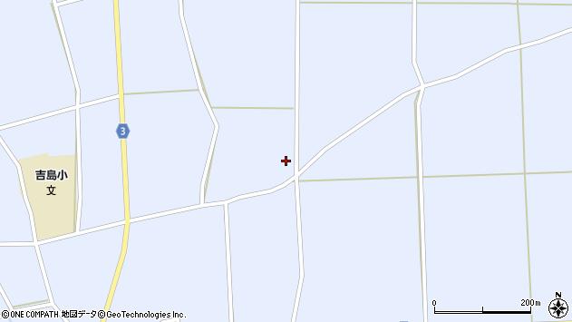 山形県東置賜郡川西町洲島2323周辺の地図
