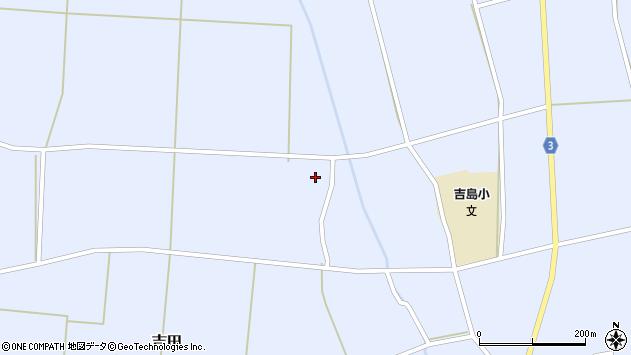 山形県東置賜郡川西町吉田3743周辺の地図