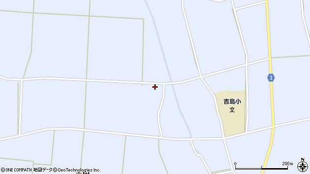 山形県東置賜郡川西町吉田3744周辺の地図