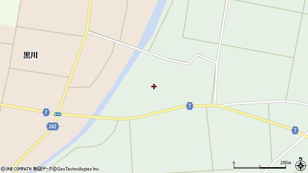 山形県東置賜郡川西町高山獅子舞塚周辺の地図
