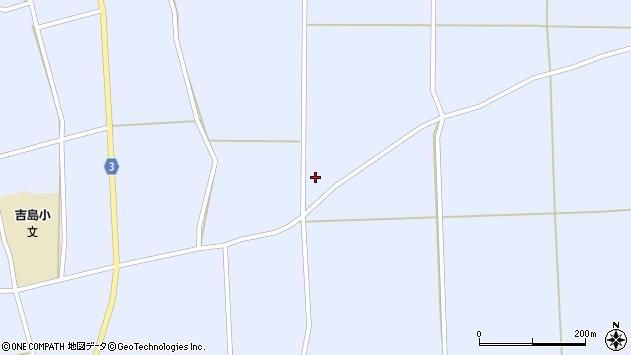 山形県東置賜郡川西町洲島2321周辺の地図