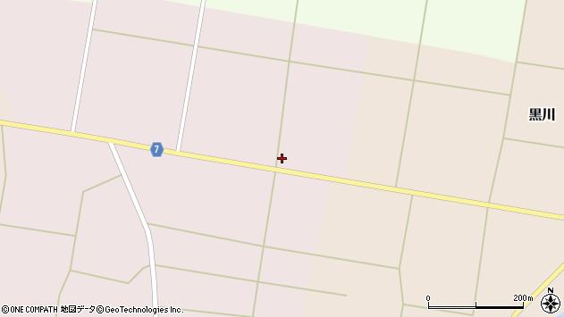 山形県東置賜郡川西町小松201周辺の地図