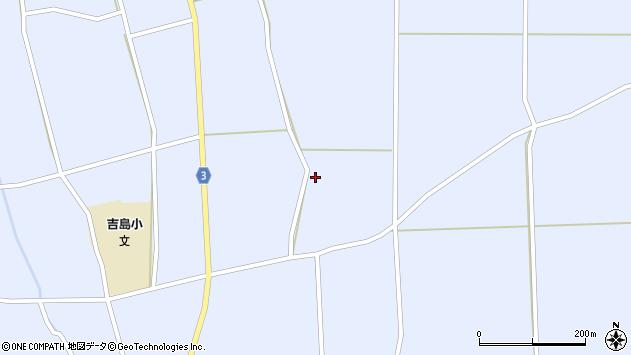 山形県東置賜郡川西町洲島2352周辺の地図