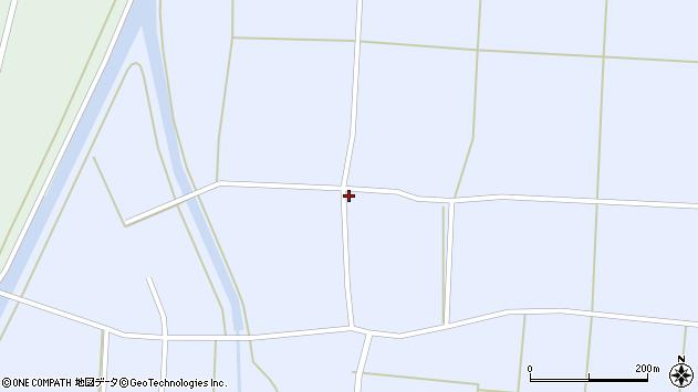 山形県東置賜郡川西町吉田3381周辺の地図