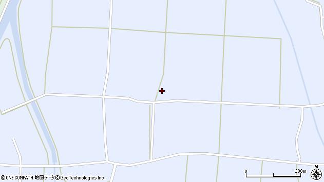 山形県東置賜郡川西町吉田3786周辺の地図