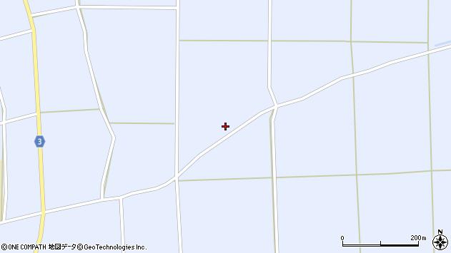 山形県東置賜郡川西町洲島2292周辺の地図