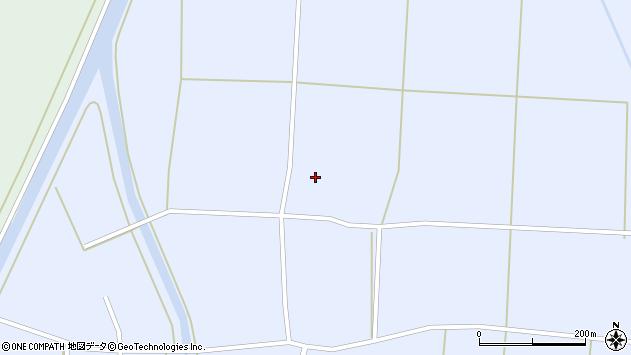 山形県東置賜郡川西町吉田前之在家周辺の地図