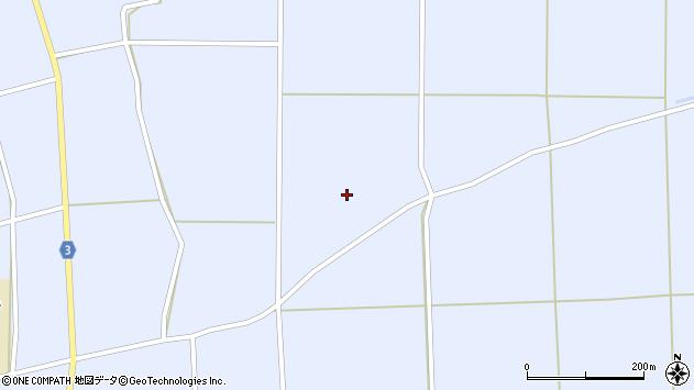 山形県東置賜郡川西町洲島2311周辺の地図