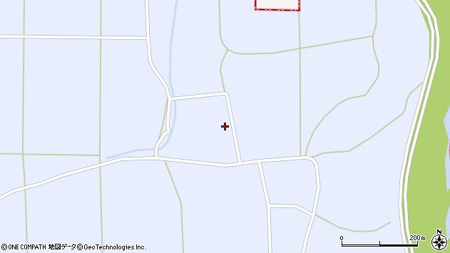 山形県東置賜郡川西町洲島1440周辺の地図