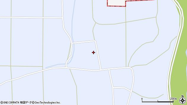 山形県東置賜郡川西町洲島1441周辺の地図