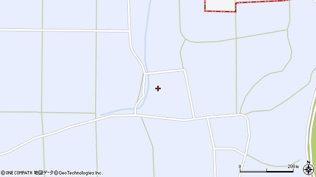 山形県東置賜郡川西町洲島1463周辺の地図