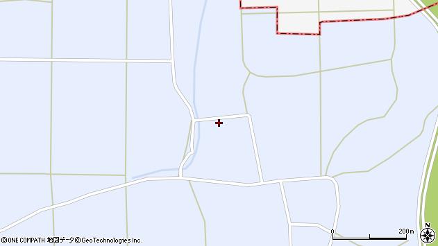 山形県東置賜郡川西町洲島1450周辺の地図