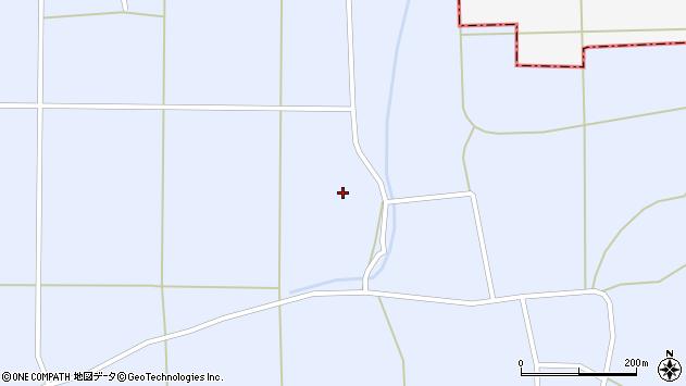 山形県東置賜郡川西町洲島2140周辺の地図