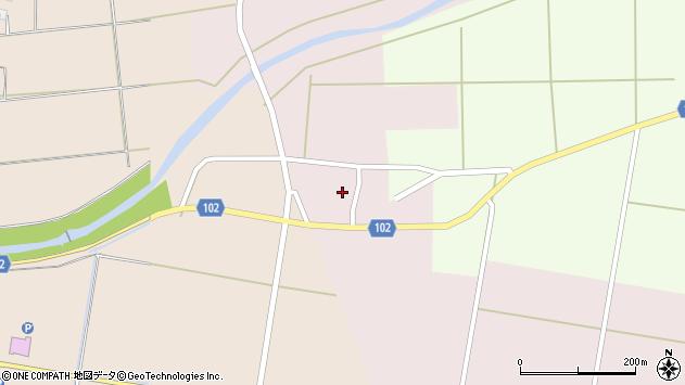 山形県東置賜郡川西町小松391周辺の地図