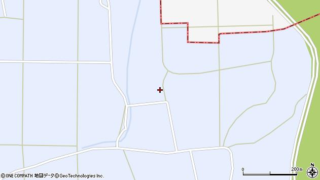 山形県東置賜郡川西町洲島1478周辺の地図