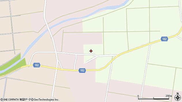 山形県東置賜郡川西町高豆蒄162周辺の地図