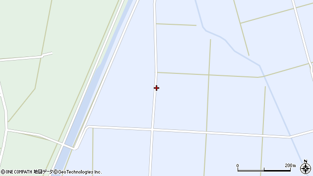山形県東置賜郡川西町吉田4081周辺の地図