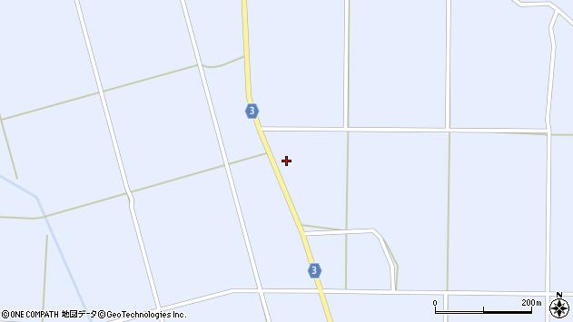 山形県東置賜郡川西町洲島3355周辺の地図