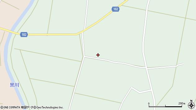 山形県東置賜郡川西町高山2199周辺の地図