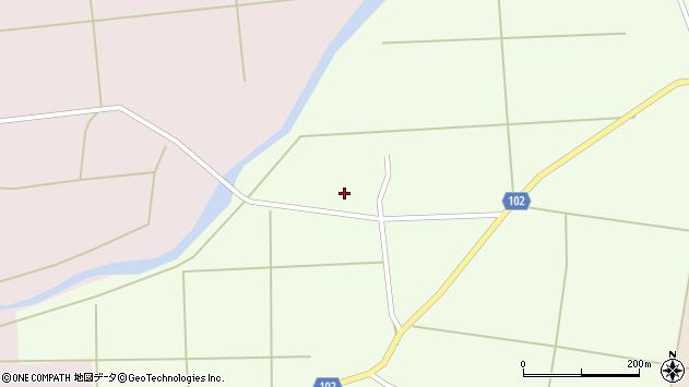 山形県東置賜郡川西町高豆蒄472周辺の地図