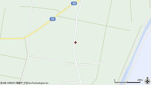 山形県東置賜郡川西町高山1110周辺の地図