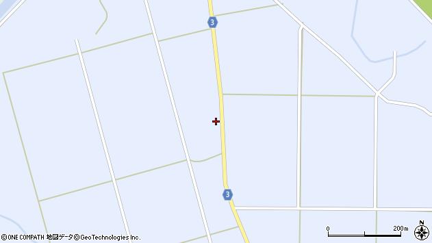 山形県東置賜郡川西町洲島4182周辺の地図
