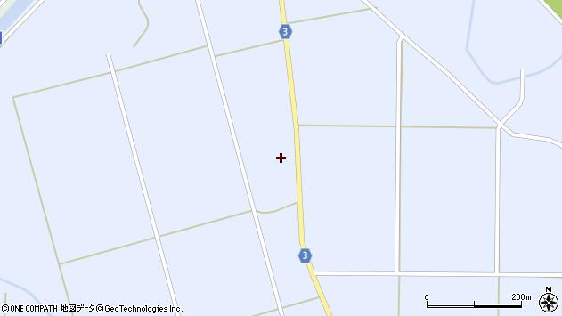 山形県東置賜郡川西町洲島4184周辺の地図