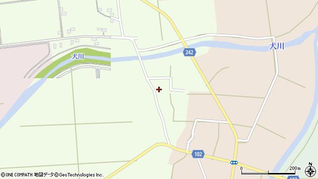 山形県東置賜郡川西町高豆蒄709周辺の地図