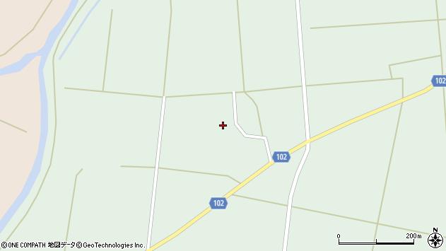 山形県東置賜郡川西町高山2875周辺の地図