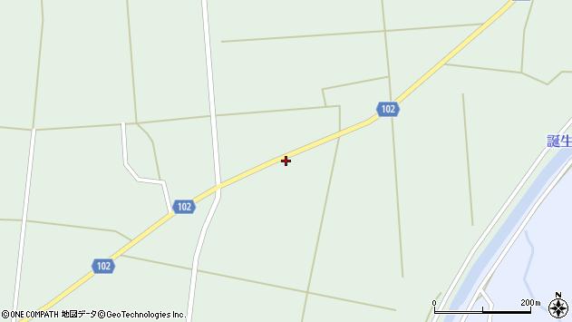 山形県東置賜郡川西町高山2116周辺の地図