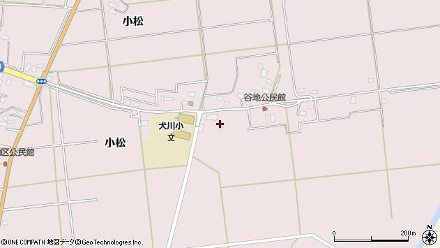 山形県東置賜郡川西町小松728周辺の地図