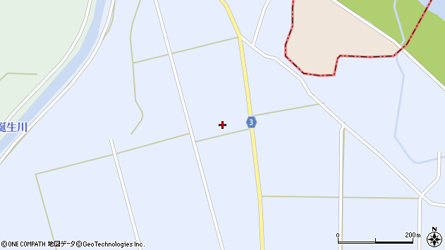 山形県東置賜郡川西町洲島4533周辺の地図