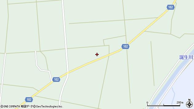 山形県東置賜郡川西町高山2805周辺の地図