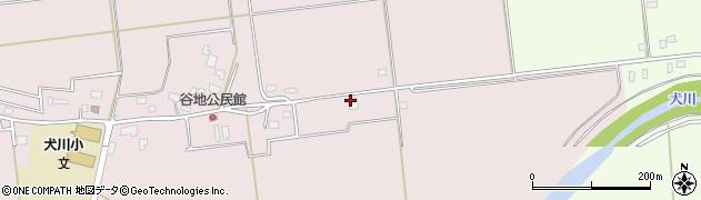 山形県東置賜郡川西町小松791周辺の地図