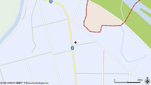 山形県東置賜郡川西町洲島7425周辺の地図