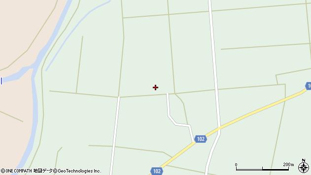 山形県東置賜郡川西町高山3045周辺の地図
