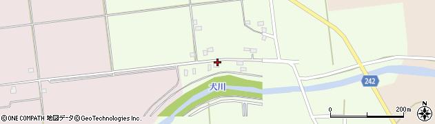 山形県東置賜郡川西町高豆蒄1200周辺の地図