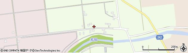山形県東置賜郡川西町高豆蒄1228周辺の地図