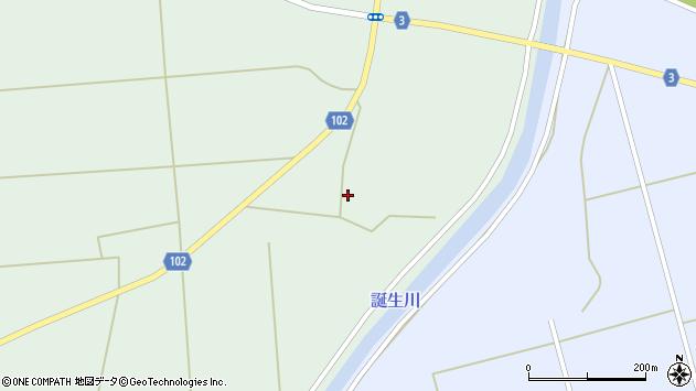 山形県東置賜郡川西町高山3268周辺の地図
